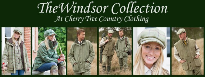 The Windsor Tweed Collection by Sherwood Forest
