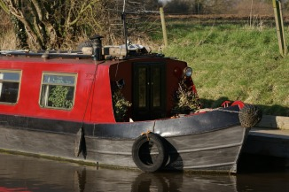 Wrenbury Barges