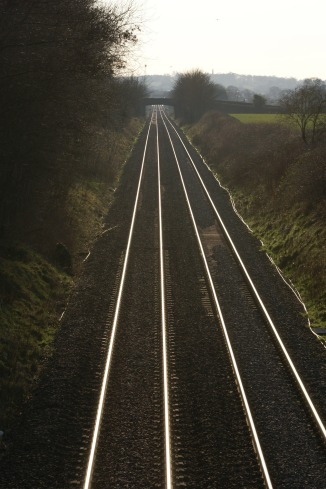 Shropshire Train Track