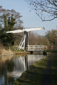 Wrenbury Drawbridge